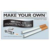 Make your own Cigarette Filter Tubes 100 in a box @ asda 55p