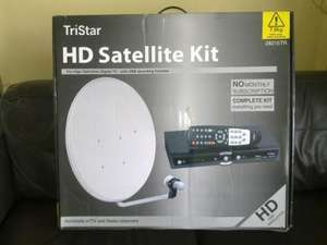 TriStar HD Satellite Kit £40 in store @ B&Q