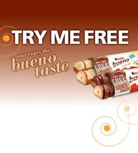 Claim your Money Back on a Kinder Bueno (+ Win Champagne Balloon Flights & X-Factor Tickets) @ Facebook