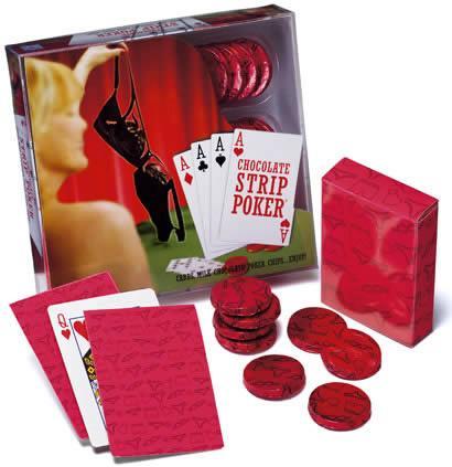 chocolate strip poker set only £4.90 @ PrezzyBox