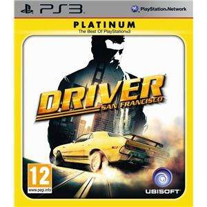 Driver: San Francisco £9.99 at Play.com PS3/Xbox