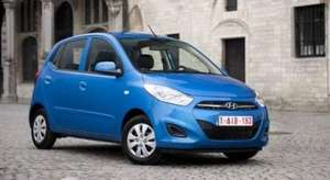 Drive The Deal: Hyundai i10 Hatchback 1.0 Blue 5dr @ £6795