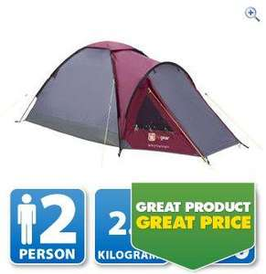 Hi Gear Whirlwind 2-2 Berth Festival Tent £24.99 @ Go Outdoors