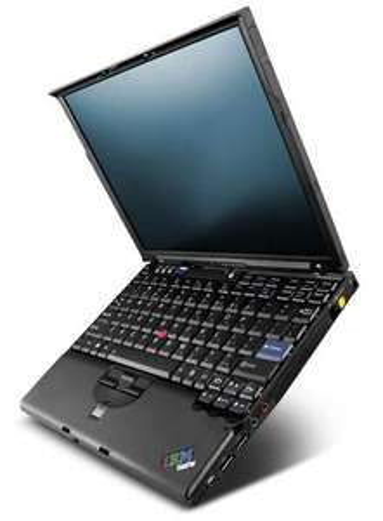 IBM LENOVO THINKPAD LAPTOP X61 CORE 2 DUO 2.0GHz 3G VERSION 3GB RAM VISTA £146.45 @ Ebay/lenovo-excess
