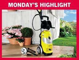 Parkside pressure washer phd 150 a1 lidl hotukdeals for Parkside phd 150 a1