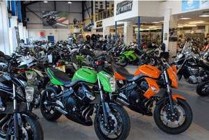 Mega Motorcycle Deals (George White Motorcycles administrators offers) Lots of deals!