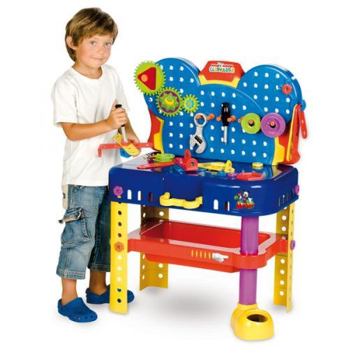 Mickey Mouse Workbench @ smythstoys - half price - £24.99