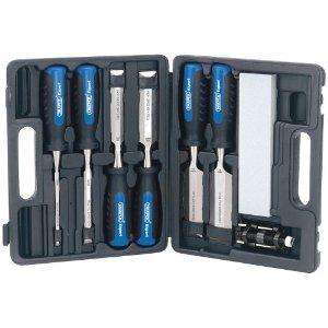 Draper Expert 88605 8-Piece Wood Chisel Set @Amazon £25.40