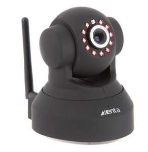 Xenta Wireless Night and Day Wireless IP Network Camera - £38.58 Delivered @ Ebuyer.com