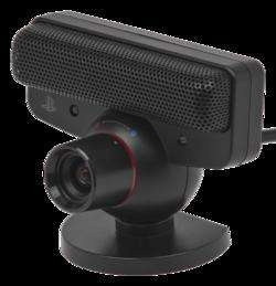 Playstation Eye/ Webcam with Mic - 98p (Instore) @ Game
