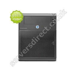 HP N40L Microserver + £100 cashback £233.96 @ Serversdirect