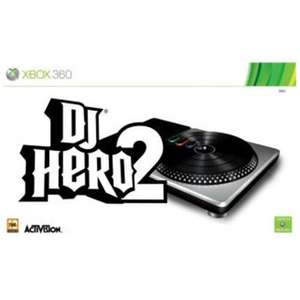 DJ Hero 2 with turntable 360 £12.64 @ Play.com (Gzoop)