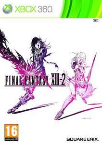 Final Fantasy XIII-2 (Xbox 360 / PS3) - £16.85 @ ShopTo + 4% Quidco