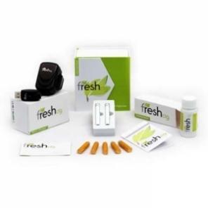 Freshcig ProPack Electronic Cigarette Starter Kit - Under £20 inc del @ mytravelbits (using code)