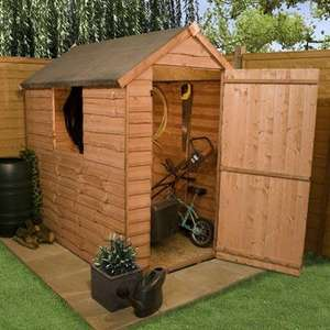 Traditional Economy 5 x 3 Shed for £119.90 @ SimplyGardenFurniture