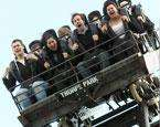 Thorpe Park family ticket + parking + debit charges £30.15