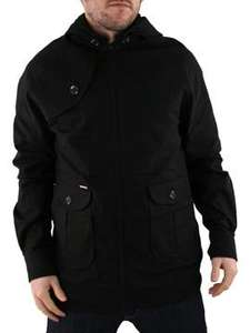 Supreme Being Black Barrington Jacket was £89 now only £43 delivered @ Stand-Out