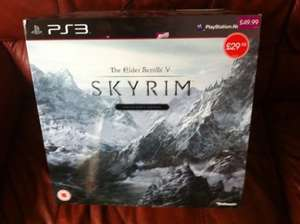 The Elder Scrolls V Skyrim Collectors Edition (PS3) - £29.98 instore @ GAME/Gamestation