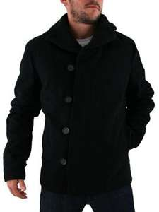 Original Penguin Black Sherpa Coat only £100.00 @ Stand-Out