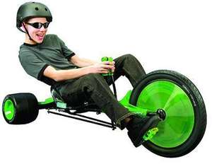 "New 2011 Model - Generation X Huffy Green Machine 20"" - £54.99 Delivered @ Square Kipper eBay Outlet"
