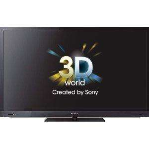 "Sony KDL40EX723 40"" 1080p 3D 100Hz LED Internet TV with Freeview HD @ Amazon £499"