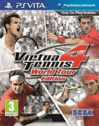 Virtua Tennis 4 - World Tour Edition (PS Vita) for £23.95 @ The Game Collection