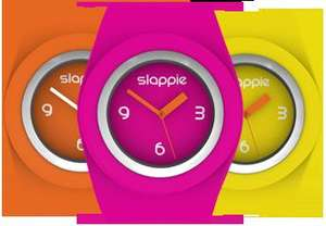 Full range of Slappie watches Adults and Kids RRP £14.99  - £11.95 with Code