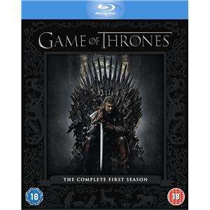 Game of Thrones Blu-ray box set only £22.99 instore at Morrisons