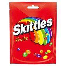Skittles (174g) and Starburst (192g) pouch £1@ Tesco