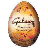 Galaxy Chocolate Bubbles/Caramel Egg - 5 for £1 @ Home Bargains (25p Each)