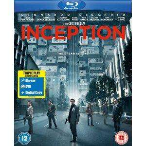 Inception - Triple Play (Blu-ray + DVD + Digital Copy) - £7.99 @ amazon