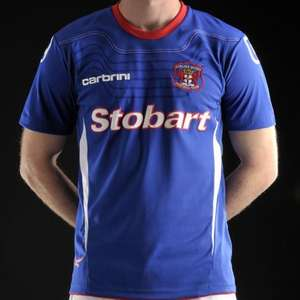 Free Carlisle United home shirt when you buy a match ticket