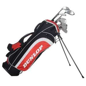 Dunlop Tr Pro TP11 Golf Set £100 saving 300% @ Sports Direct