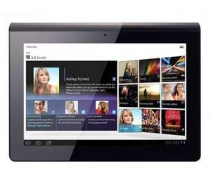 Sony S Tablet  - 16GB - £299 @ Currys/PC World/Dixons