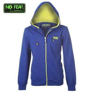 No Fear Hoody Mens Built-in earphone system £4.49 (£8.48 inc del) @ Sports Direct