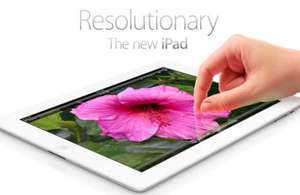 New (3rd Gen) iPad - Cheapest I can find £384 using voucher code plus 3% cashback @ Tesco