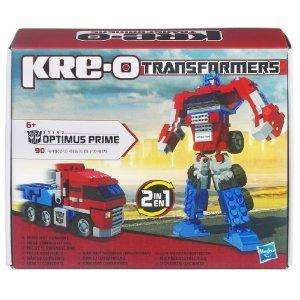 KRE-O Transformers Optimus Prime Toy £4.19 @ Amazon