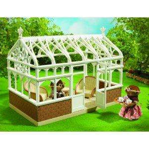 Sylvanian Families Conservatory rrp £24.99 now £12.91 del @ Amazon
