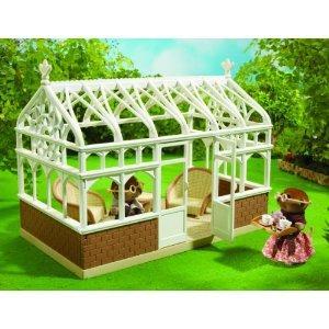 Sylvanian Families Conservatory rrp £24.99 now £12.91 del @ Amazon