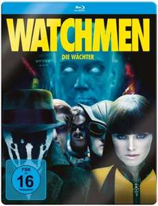 Watchmen Bluray Steelbook for £12.98 inc Free Delivery @ Grooves-Inc