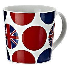 Sainsburys union jack mugs 75p instore