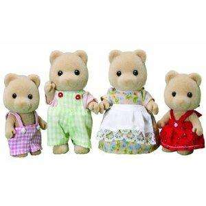 Sylvanian Families Honeybear Family rrp £15.99 now £8.96 del @ Amazon