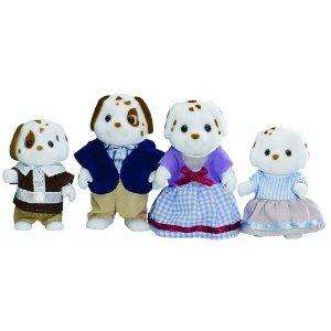 Sylvanian Families Chocolate Dalmatian Family rrp £15.99 now £8.79 del @ Amazon