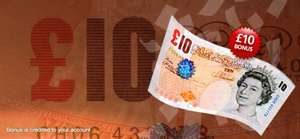 Free £10! Just get a credit card