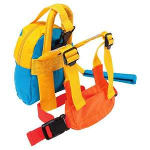 Lindam Toddler Runner 2-in-1 backpack £7.49 @ Argos