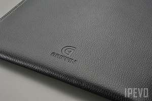 Griffin Elan Leather Sleeve Slipcover for New iPad - £5.20 Delivered @ Orange Accessories
