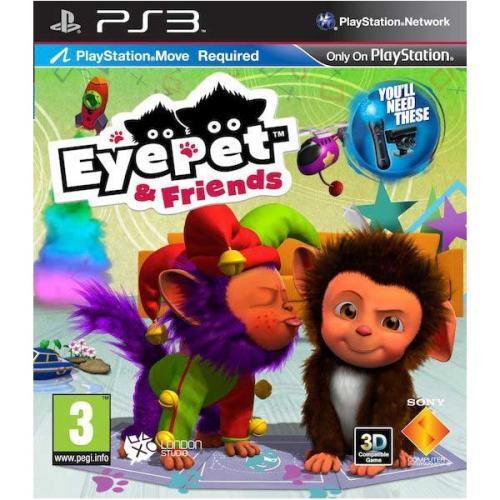 EyePet & Friends - £3.85 @ Shopto