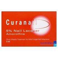 Curanail 5% Nail Lacquer 3ml for £12.88 @ Pharmacyfirst