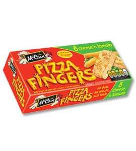 McCain pizza fingers 50p or free with coupon @ Morrisons
