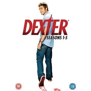 Dexter Season 1-5  £42.99 @ Play